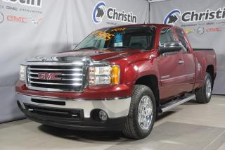 Used 2013 GMC Sierra 1500 SLT ALL TERRAIN Z71 CUIR 4X4 MAG CHROMÉ for sale in Montréal, QC