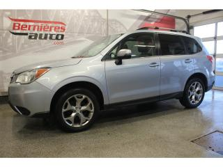Used 2016 Subaru Forester 2.5i Limited for sale in Lévis, QC