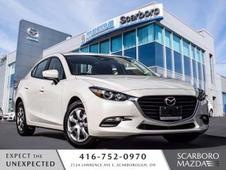 Used 2018 Mazda MAZDA3 GX|AUTO|REAR CAMERA|LOW KM for sale in Scarborough, ON