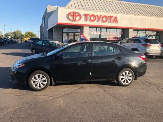 Used 2015 Toyota Corolla LE auto back up camera Heated Seats power pkg for sale in Cambridge, ON