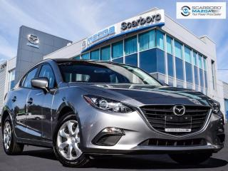 Used 2016 Mazda MAZDA3 GX|NAVIGATION|REAR CAMERA for sale in Scarborough, ON
