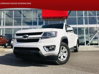 Used 2016 Chevrolet Colorado LT lwb *** 125$ / SEMAINE *** GARANTIE INCLUS for sale in Donnacona, QC