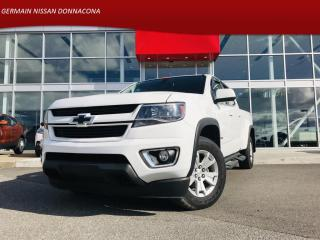 Used 2016 Chevrolet Colorado 4WD Crew Cab LT lwb *** 125$ / SEMAINE *** GARANTI for sale in Donnacona, QC