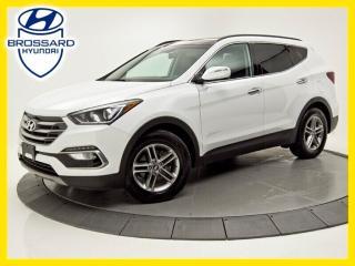 Used 2018 Hyundai Santa Fe Sport SE, CUIR, TOIT PANO, CAM DE RECUL for sale in Brossard, QC