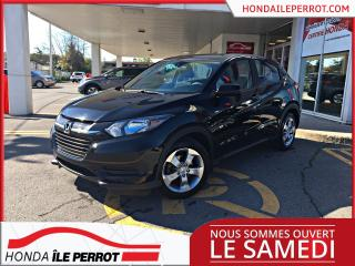 Used 2016 Honda HR-V LX , CVT  WOW SEULEMENT 68301KM , JAMAIS for sale in Île-Perrot, QC
