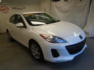 Used 2013 Mazda MAZDA3 GX for sale in Ancienne Lorette, QC