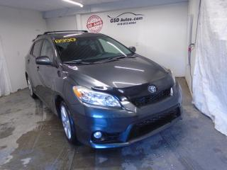 Used 2011 Toyota Matrix AWD for sale in Ancienne Lorette, QC