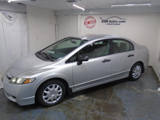 Used 2010 Honda Civic for sale in Ancienne Lorette, QC