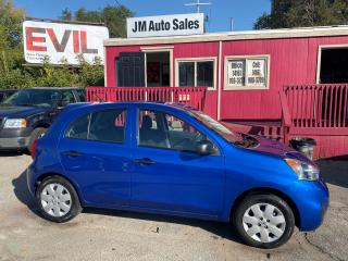 Used 2015 Nissan Micra S for sale in Toronto, ON