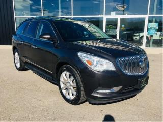 Used 2013 Buick Enclave Premium, Navigation, AWD, Leather for sale in Ingersoll, ON