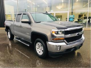 Used 2017 Chevrolet Silverado 1500 LT, Trailer Brake Controller, Bench Seats for sale in Ingersoll, ON