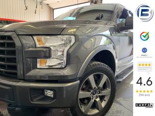 Used 2016 Ford F-150 Xlt SPORT NAV for sale in St-Hyacinthe, QC