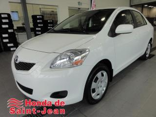 Used 2012 Toyota Yaris Berline 4 portes BM A/C for sale in St-Jean-Sur-Richelieu, QC