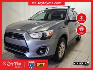 Used 2015 Mitsubishi RVR SE AWD Roue en alliage for sale in Québec, QC