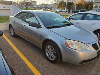 Used 2006 Pontiac G6 V6 for sale in North York, ON