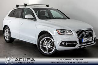 Used 2014 Audi Q5 2.0L Progressiv for sale in Ste-Julie, QC