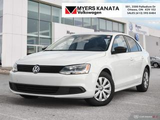 Used 2013 Volkswagen Jetta Comfortline 2.0 6sp at w/Tip for sale in Kanata, ON
