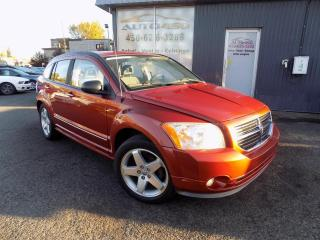 Used 2007 Dodge Caliber ***R/T,AWD,AUTOMATIQUE,TOIT,A/C,MAGS*** for sale in Longueuil, QC