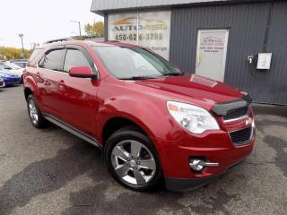 Used 2013 Chevrolet Equinox ***LT,AWD,TOIT,MAGS,A/C,AUCUN ACCIDENT** for sale in Longueuil, QC