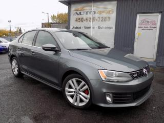 Used 2012 Volkswagen Jetta GLI ***AUTOMATIQUE,CUIR,TOIT,MAGS*** for sale in Longueuil, QC