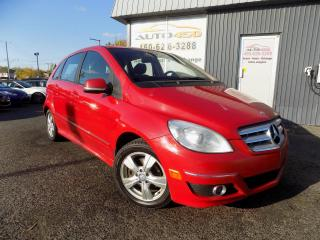 Used 2010 Mercedes-Benz B-Class ***B200,MAGS,A/C,GROUPES ELECTRIQUE*** for sale in Longueuil, QC