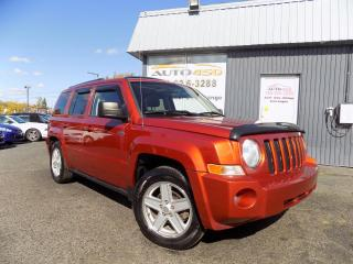 Used 2010 Jeep Patriot ***NORTH,A/C,MAGS,GROUPES ELECTRIQUE*** for sale in Longueuil, QC
