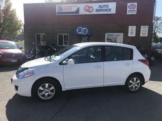 Used 2009 Nissan Versa 1.8 SL for sale in Kingston, ON