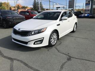 Used 2015 Kia Optima Berline 4 portes, boîte automatique, EX for sale in Sherbrooke, QC