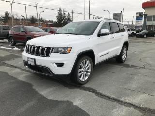 Used 2019 Jeep Grand Cherokee LIMITED 4X4 for sale in Sherbrooke, QC