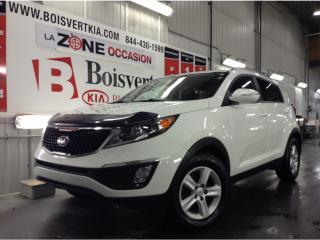 Used 2016 Kia Sportage LX DÉMARREUR DISTANCE DÉFLECTEUR DE CAPOT ! for sale in Blainville, QC