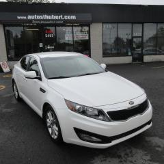 Used 2013 Kia Optima EX GDI **TRÈS PROPRE** for sale in St-Hubert, QC