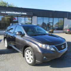 Used 2010 Lexus RX 350 RX350 AWD **NAVIGATION/GPS** for sale in St-Hubert, QC