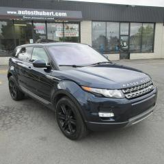 Used 2014 Land Rover Evoque PURE PLUS AWD **NAVIGATION+TOIT PANO** for sale in St-Hubert, QC
