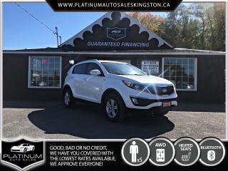Used 2015 Kia Sportage LX for sale in Kingston, ON