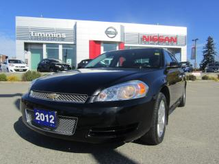 Used 2012 Chevrolet Impala LS for sale in Timmins, ON
