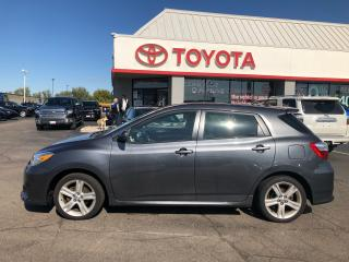 Used 2011 Toyota Matrix S auto alloys roof fog lights for sale in Cambridge, ON