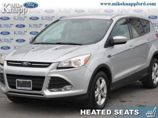 Used 2015 Ford Escape SE  - Bluetooth -  Heated Seats for sale in Welland, ON