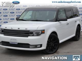 Used 2019 Ford Flex Limited AWD for sale in Welland, ON