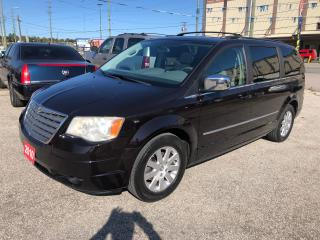 Used 2010 Chrysler Town & Country TOURING for sale in Bradford, ON
