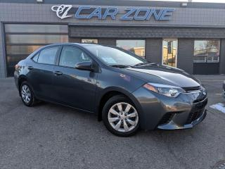 Used 2015 Toyota Corolla LE AUTO EASY FINANCING for sale in Calgary, AB