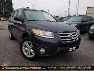 Used 2012 Hyundai Santa Fe GL Premium  |NO ACCIDENT|AWD|ALLOYS|HEATED SEATS for sale in Oakville, ON