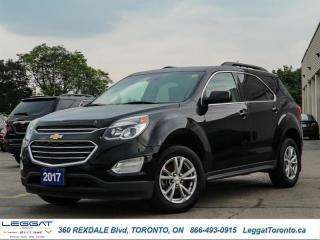 Used 2017 Chevrolet Equinox LT  - Bluetooth -  Heated Seats for sale in Etobicoke, ON