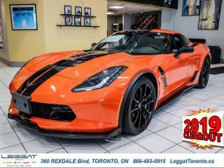 New 2019 Chevrolet Corvette Grand Sport  - 7 DAY OR 250 KM EXCHANGE PROGRAM for sale in Etobicoke, ON