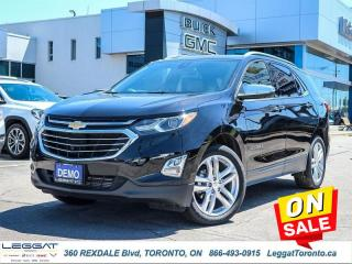 Used 2019 Chevrolet Equinox Premier 1LZ  - Power Liftgate for sale in Etobicoke, ON