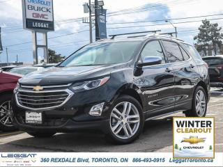 New 2019 Chevrolet Equinox Premier 1LZ  - Power Liftgate for sale in Etobicoke, ON