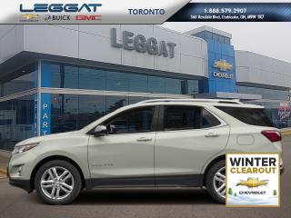 Used 2019 Chevrolet Equinox Premier 2LZ  - Power Liftgate for sale in Etobicoke, ON