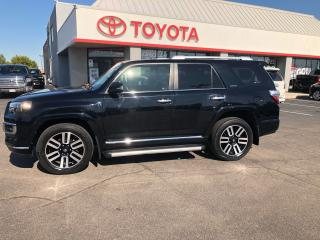 Used 2014 Toyota 4Runner LIMITED LEATHER ROOF NAVIGATION for sale in Cambridge, ON