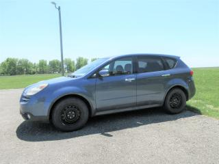 Used 2006 Subaru B9 Tribeca AWD- 7 PASSENGER for sale in Thornton, ON