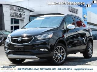Used 2019 Buick Encore Sport Touring  - Sunrooof for sale in Etobicoke, ON