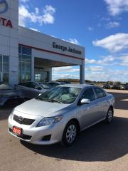 Used 2010 Toyota Corolla CE CONVENIENCE PKG for sale in Renfrew, ON